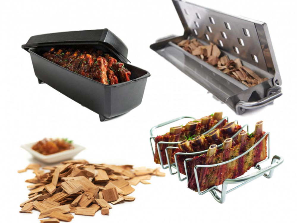 Broil King Rib roasting pack!