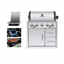 Inbyggnadsgrill Broil King Imperial 590