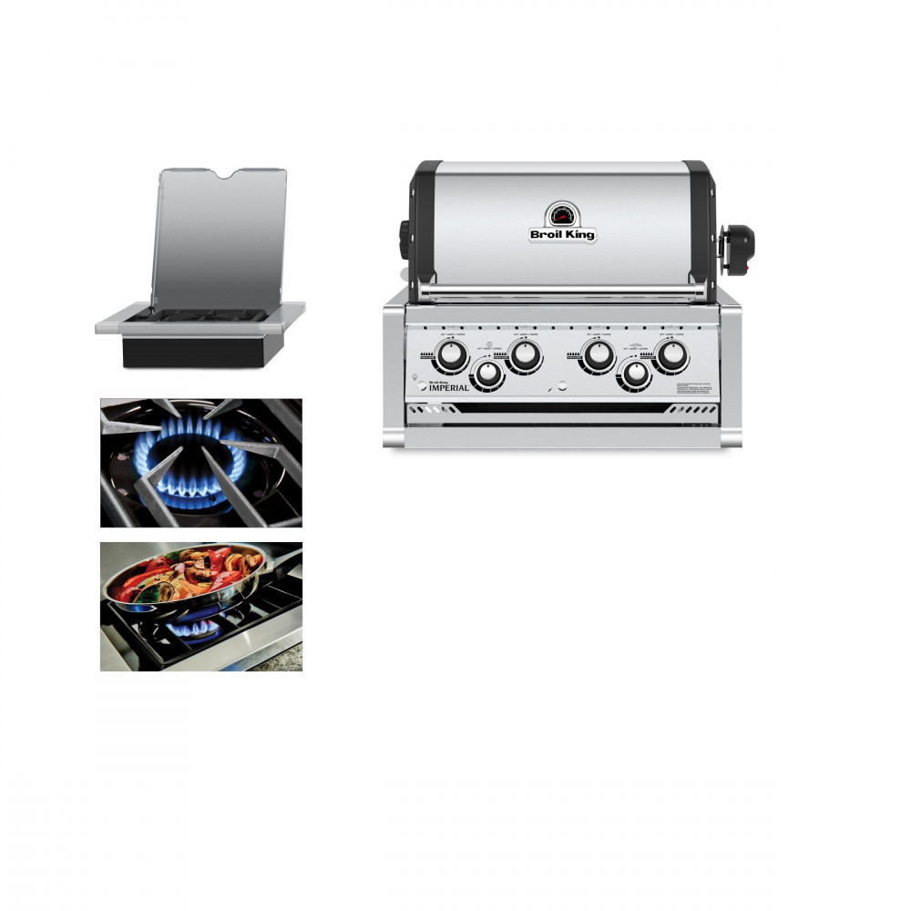 Broil King Imperial 490 Inbyggnadsgrill