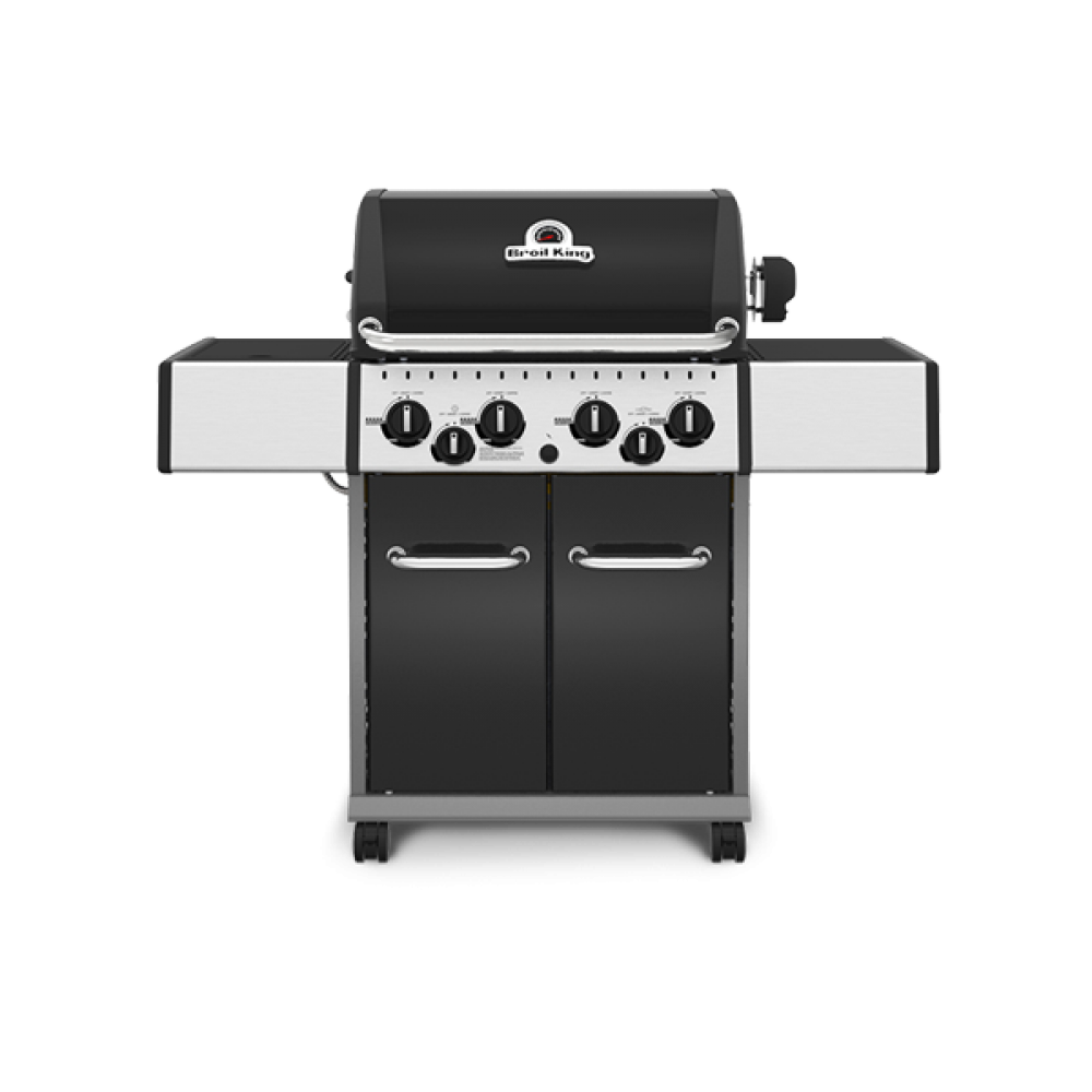 Broil King Crown 490 Monterad