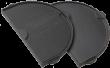 Primo Stekplatta halvmåne LG 300