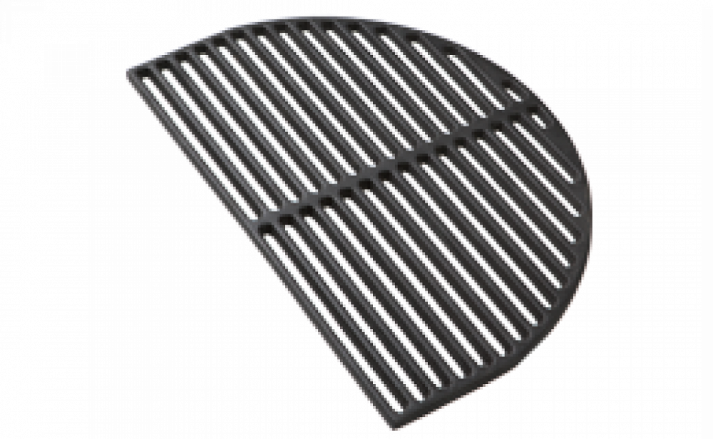 Primo Gjutjärnsgaller halvmåne XL 400