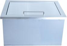 Kylbox för inbyggnad rostfritt  stål
