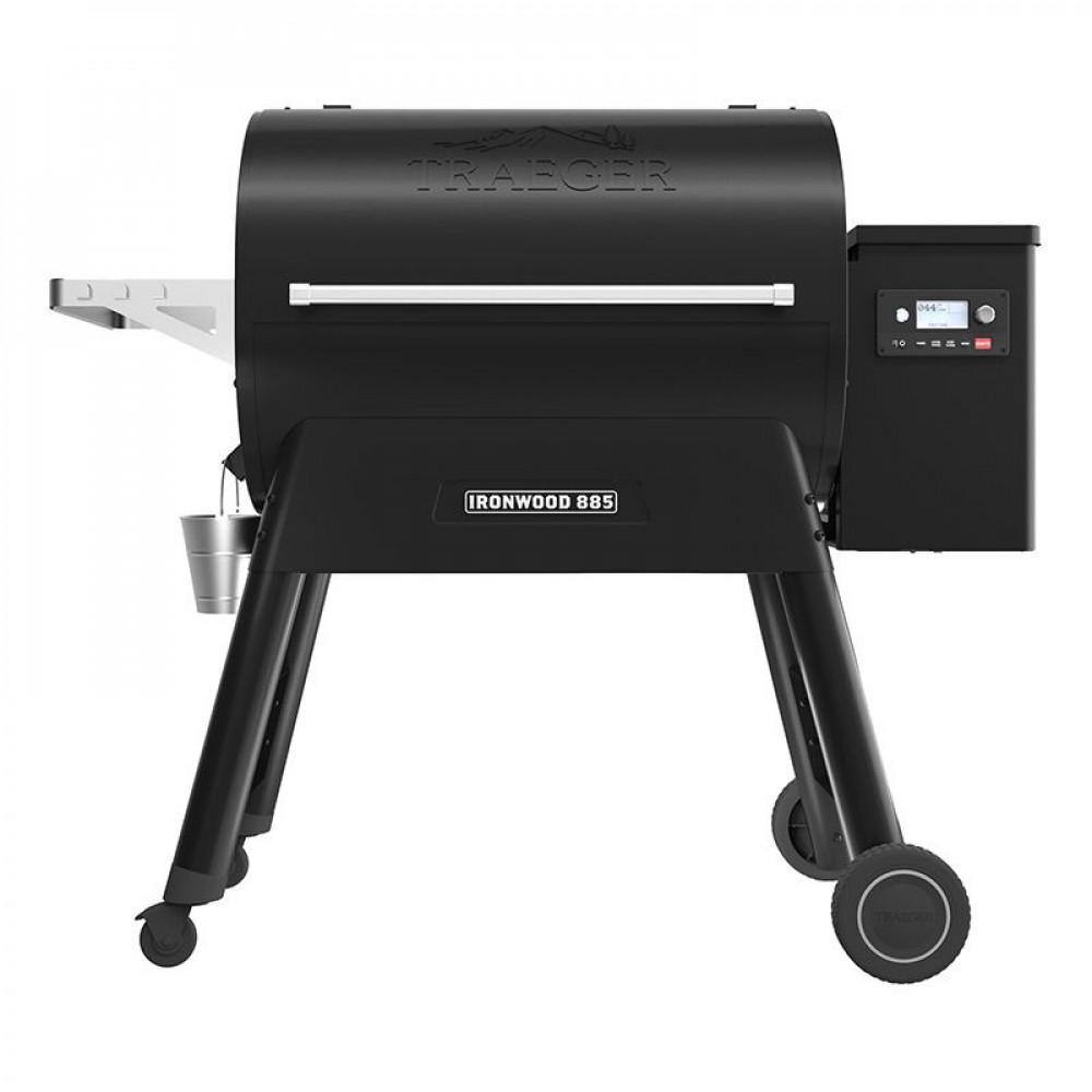 Traeger grills Ironwood 885