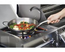 Rostfri wok