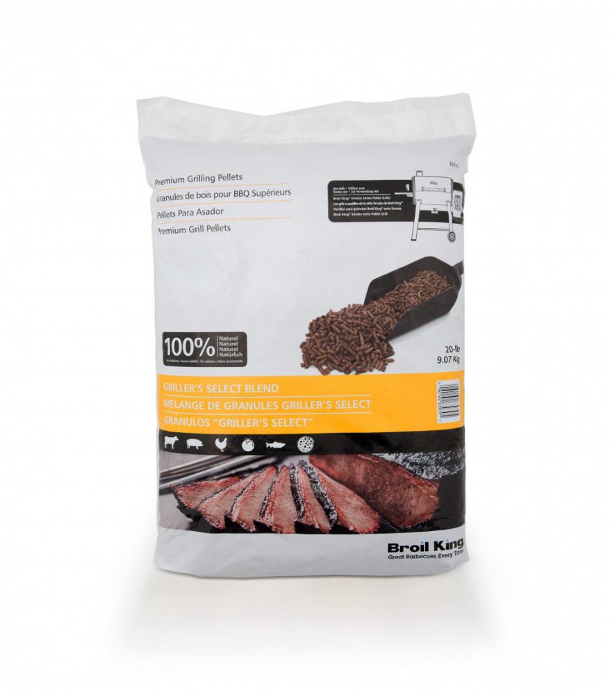 Broil King Pellets 9 kg Grillers select blend