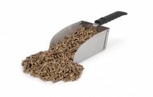 Skopa för pellets