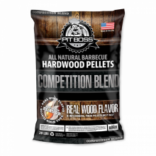 Competition Blend Pellets 9KG