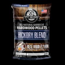 Hickory Pellets 9KG