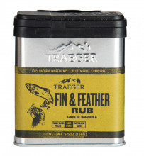 FIN & FEATHER RUB 156 GR