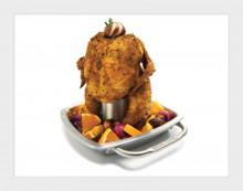 Kycklinghållare med form