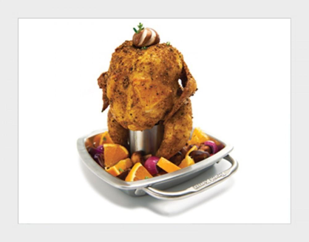 Broil King Kycklinghållare med form