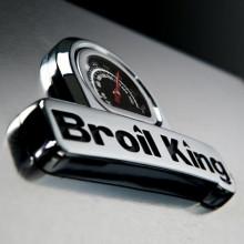 Broil King Logo med termometer