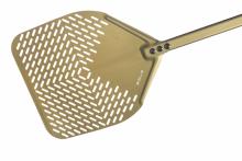 Aluminiumspade 33*33cm för proffs gold edition