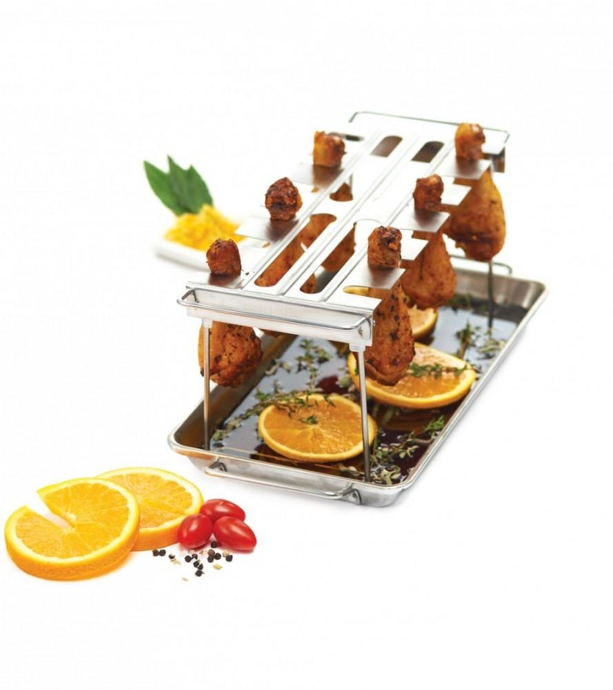 Broil King Grillform för kycklingdelar