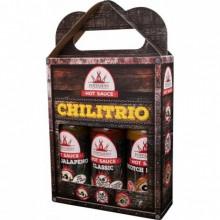 Poppamies Chilitrio Giftpack