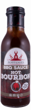 Poppamies Hot Bourbon BBQ