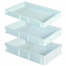 Gi Metal Plastbox för jäsning 57x36,5 cm, höjd 10 cm