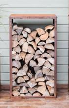 WoodStock Vedförvaring M