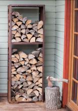GrillSymbol WoodStock Vedförvaring L