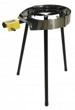 Gasolbrännare 30 cm