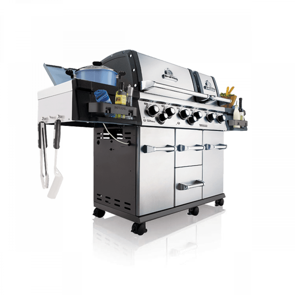 Broil King Imperial XLS med belysning