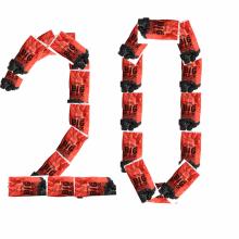 Hel Pall Big Blocks - 20x