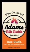 Adams Rib Rub