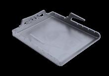 Stekbord 350x400 kolstål 6mm